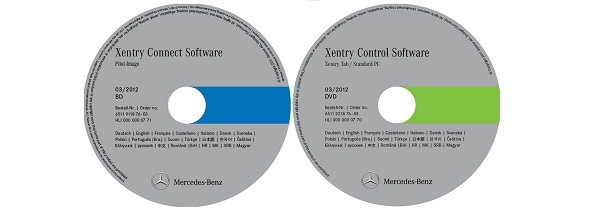 MB DAS Xentry 03-2012 Download