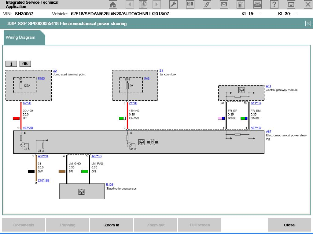 Bmw wiring diagram software