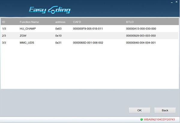 Easycoding Interface Car Module