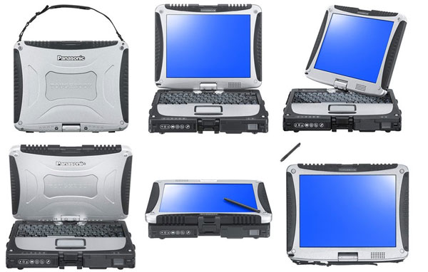 Panasonic CF19 Laptop