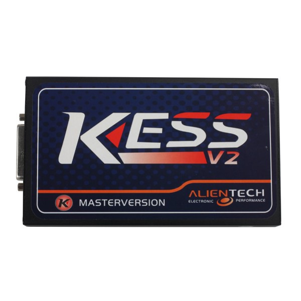 Kess V2 Truck Version Interface