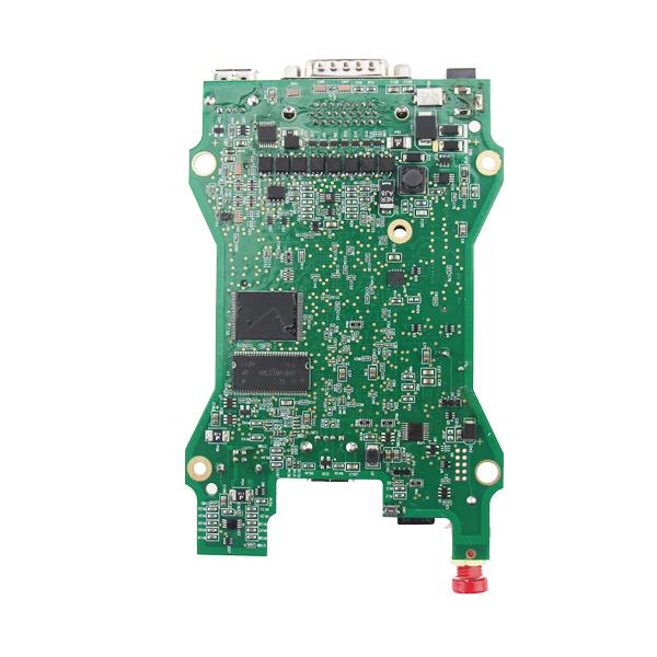 VCM II Interface Board Otherside