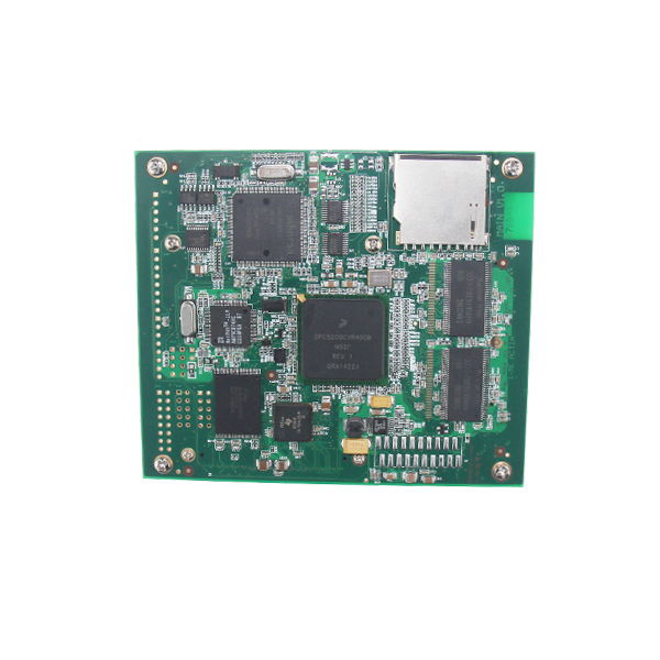 SD Connect C4 Interface PCB Board