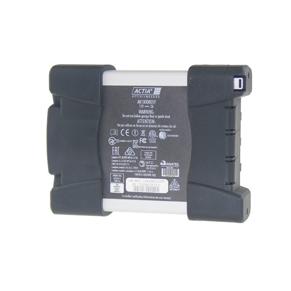 BMW ICOM Next Interface Backside