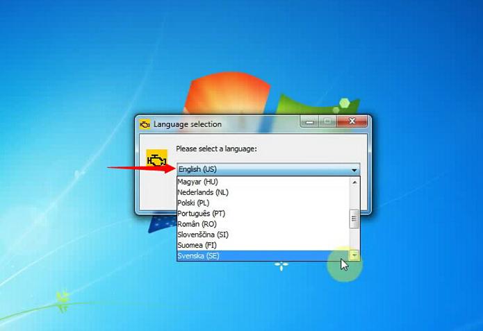 VAS 5054 PLUS Languages