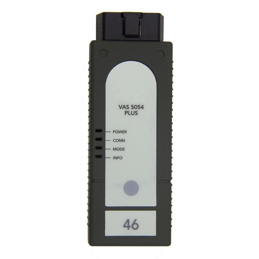 VAS 5054 Plus Interface Front