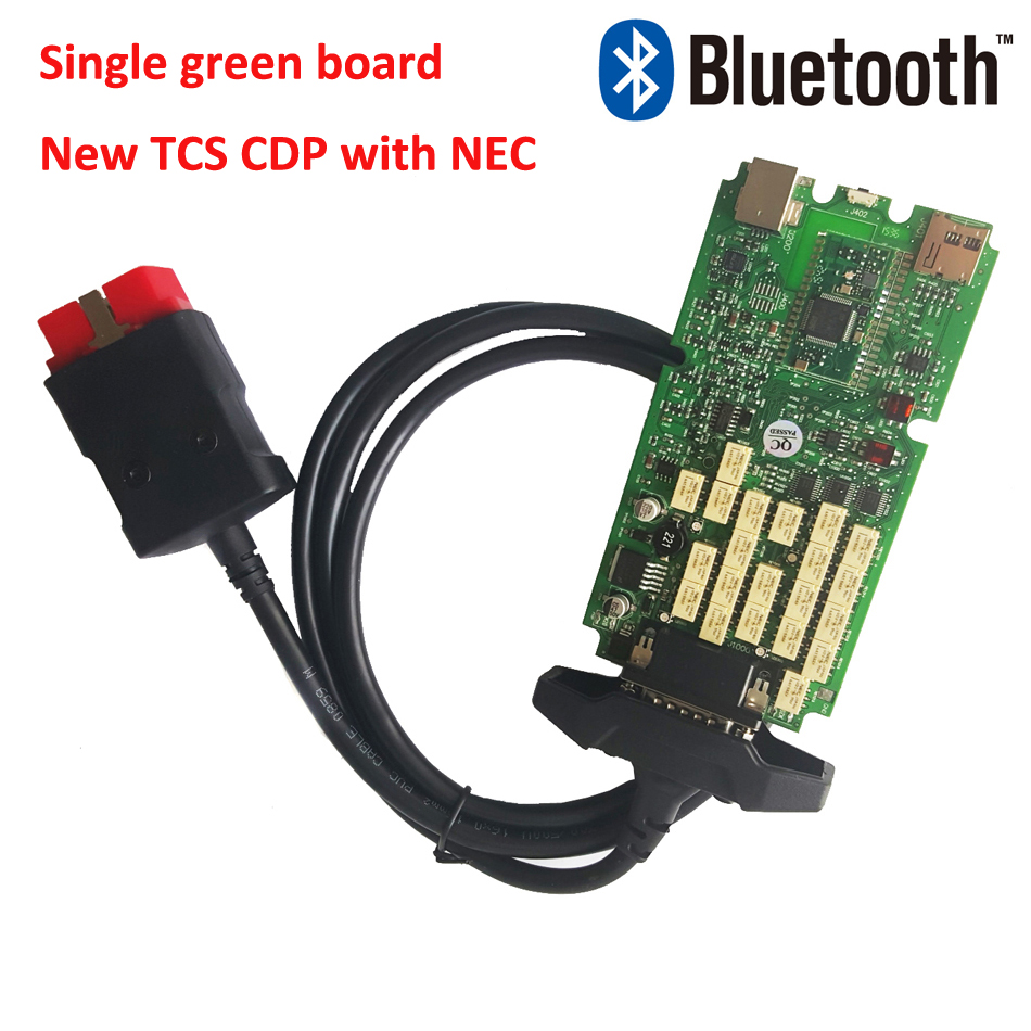 Wow Snooper Singel PCB with Bluetooth