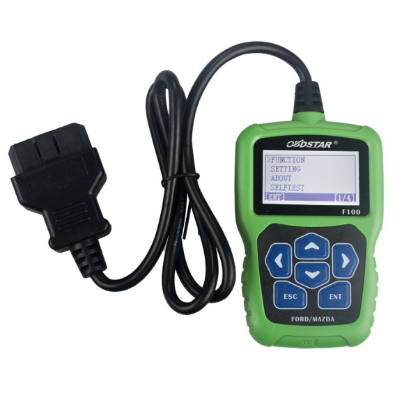 OBDSTAR f100 Key programmer Interface