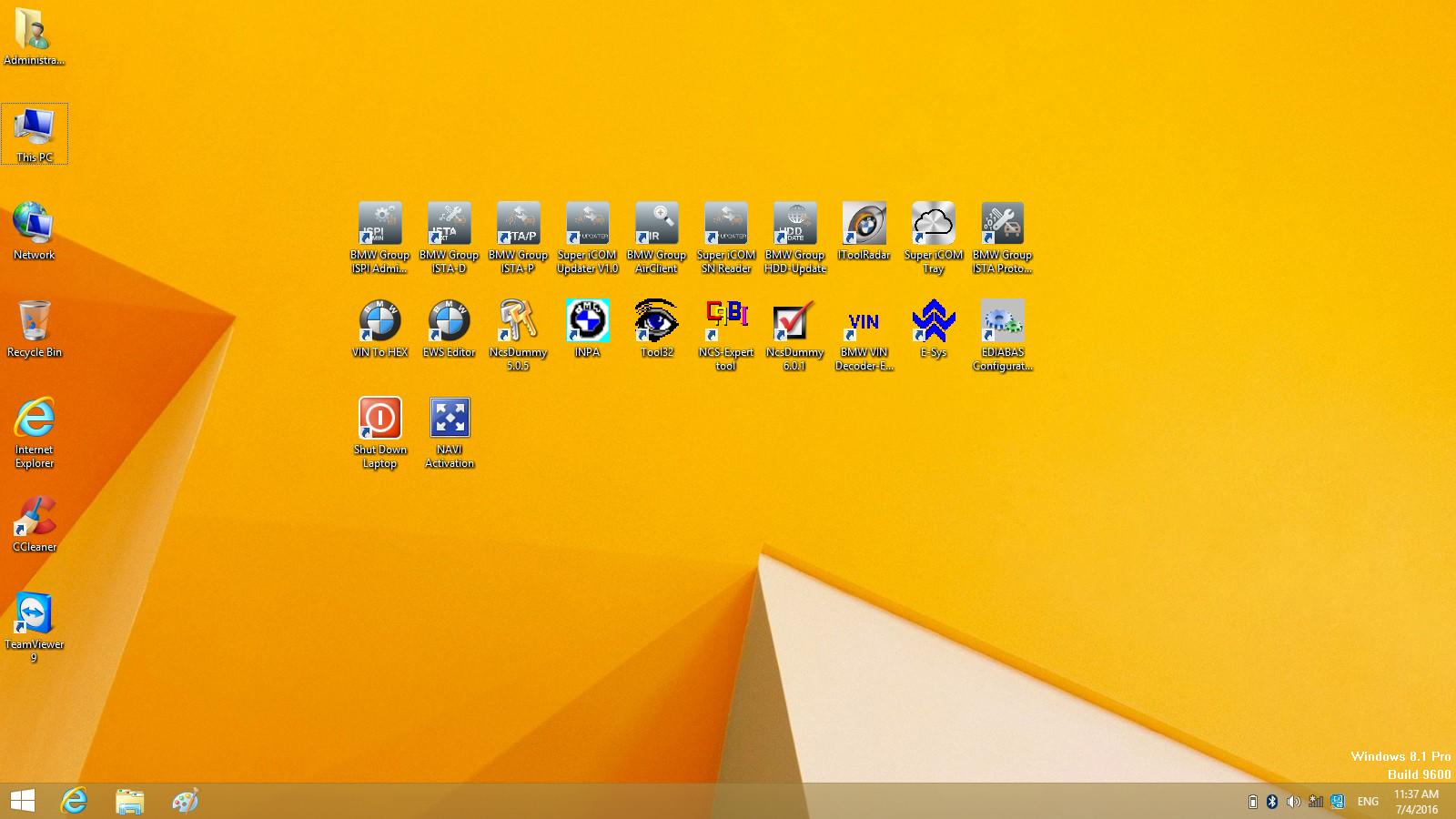 Super icom Platinum ssd Desktop