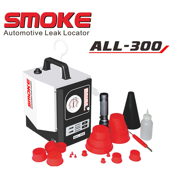 Smoke Leak Locator All-300 whole package