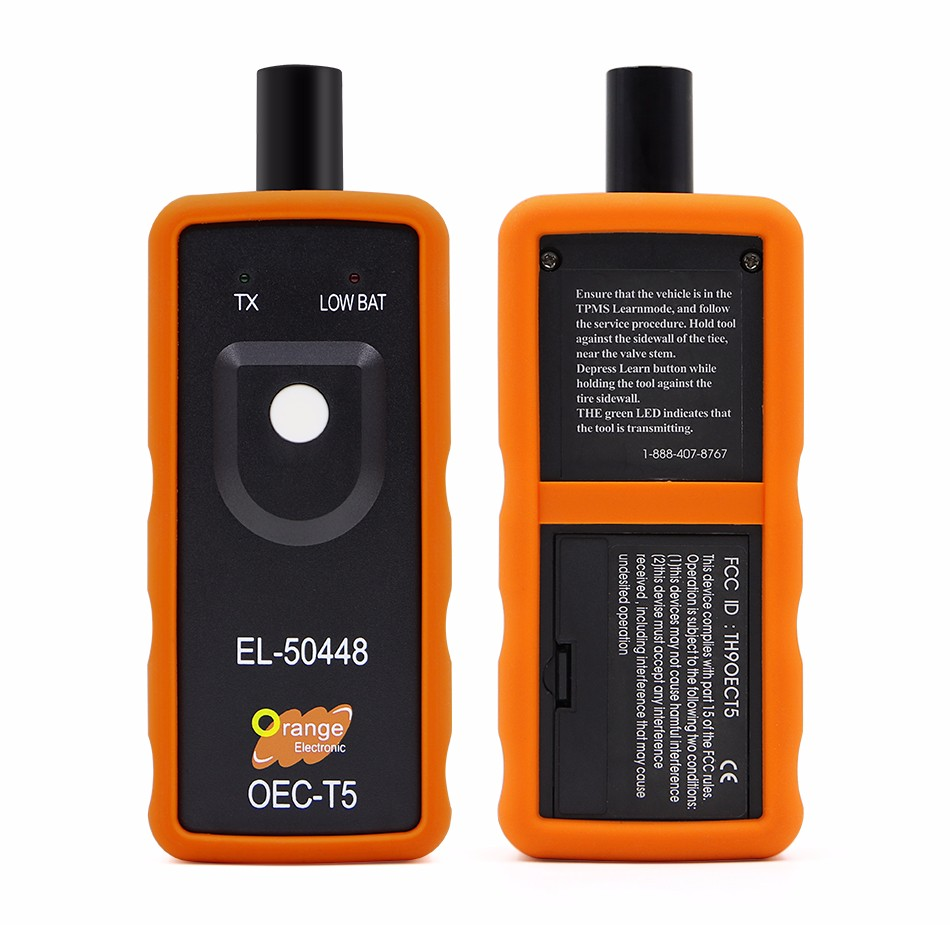 EL-50448 TPMS Activation Tool Interface