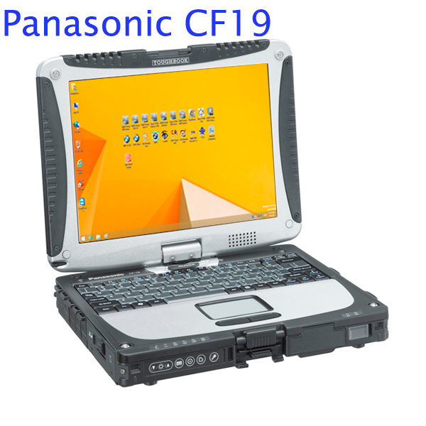 Panasonic CF19 for Super icom A2