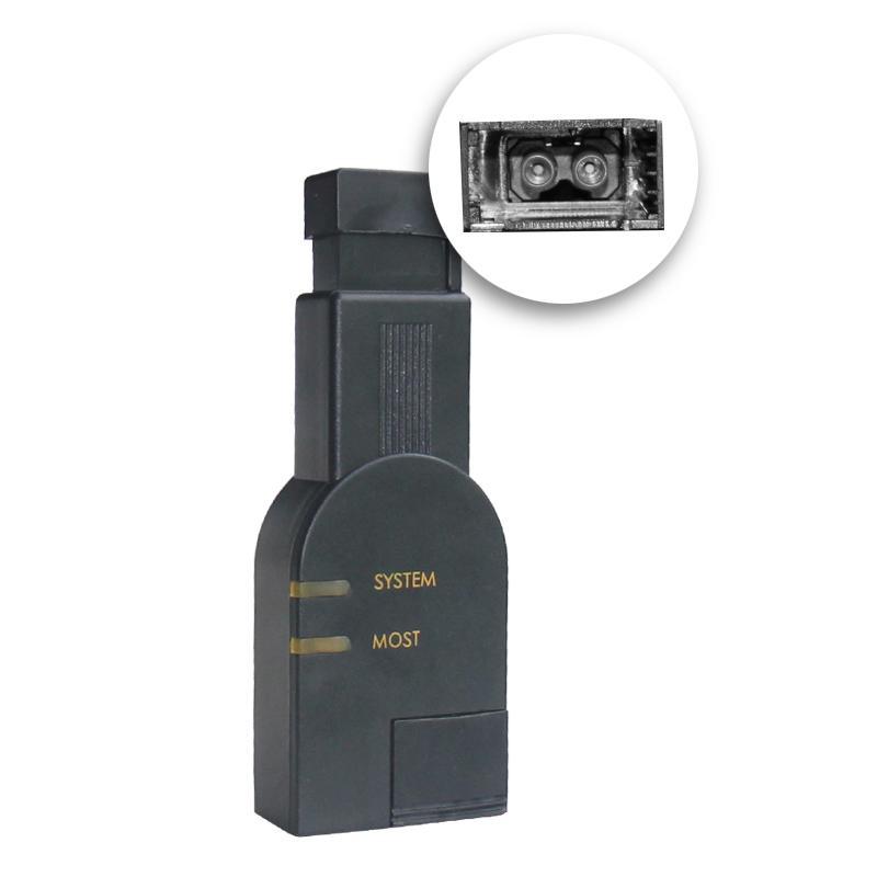 ICOM NEXT Fiber Adapter