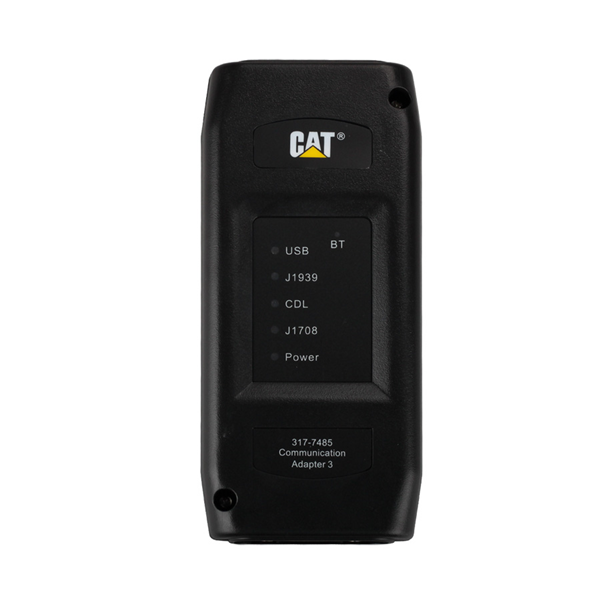 CAT ET III Wifi Interface Front