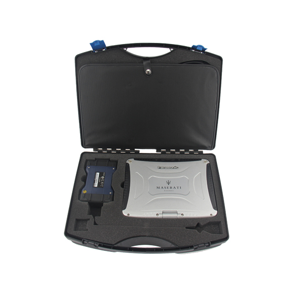 Maserati SD3 Diagnostics System with Panasonic CF19 Whole Package
