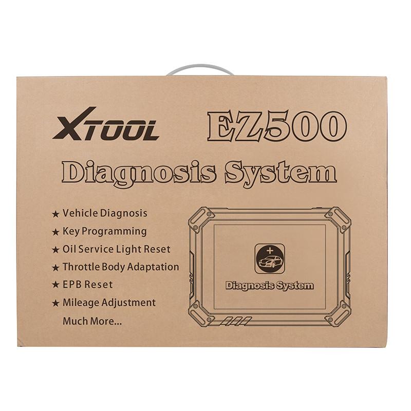 Xtool EZ500 Carton
