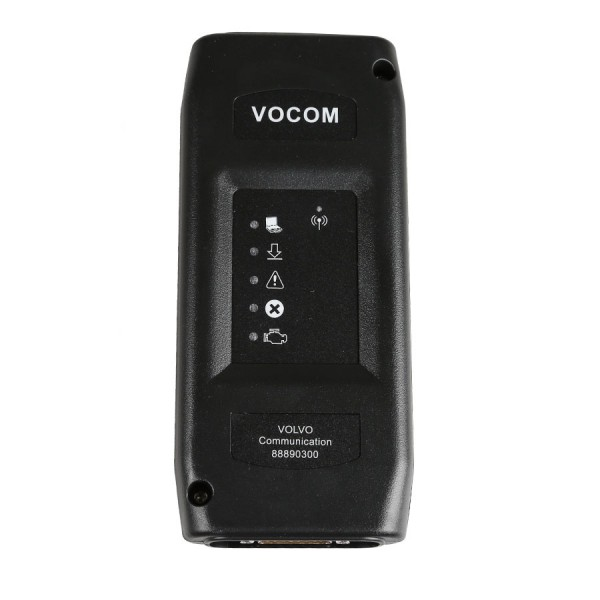 Volvo 88890300 Vocom Interface front