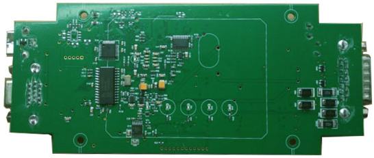 Volvo Vocom Interface Mainboard