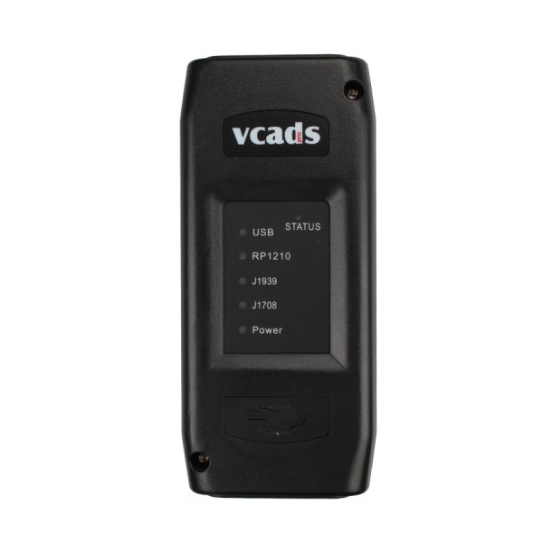 Volvo VCADS Pro 2.40 Interface Front