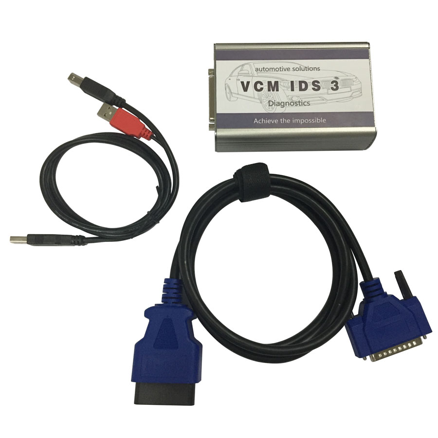 Ford Mazda VCM IDS 3 Whole Package