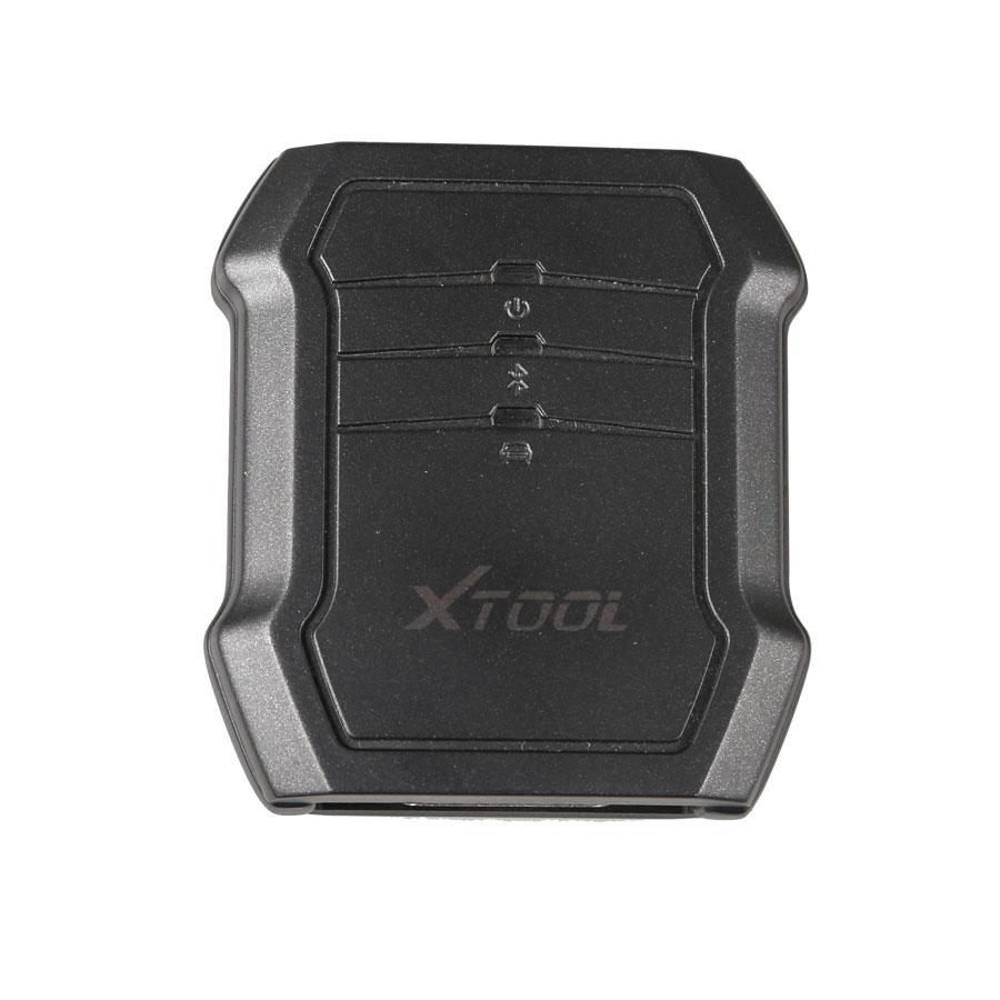 Xtool X100C Interface