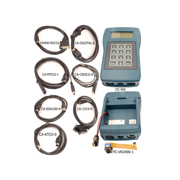 Tacho Programmer CD400 Whole Package