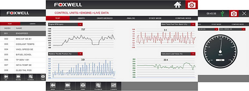 Foxwell GT80 + Software