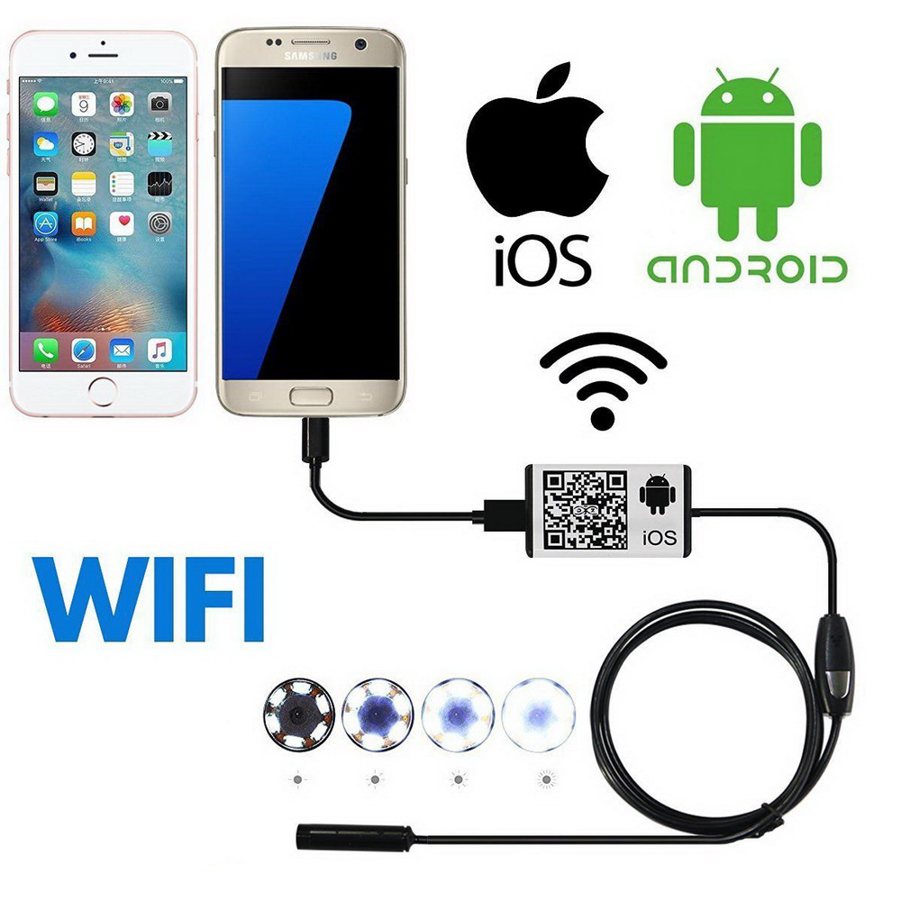 Phone Endoscope For Andriod and IOS