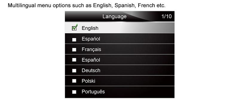 NT301 Multi-Languages