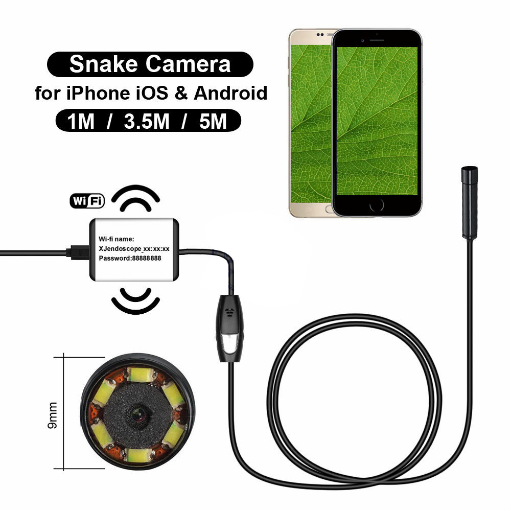 Phone Endoscope For LED