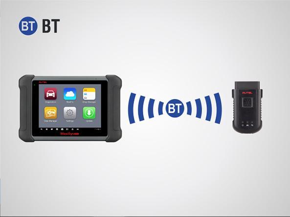 Autel MS906TS Bluetooth Connection
