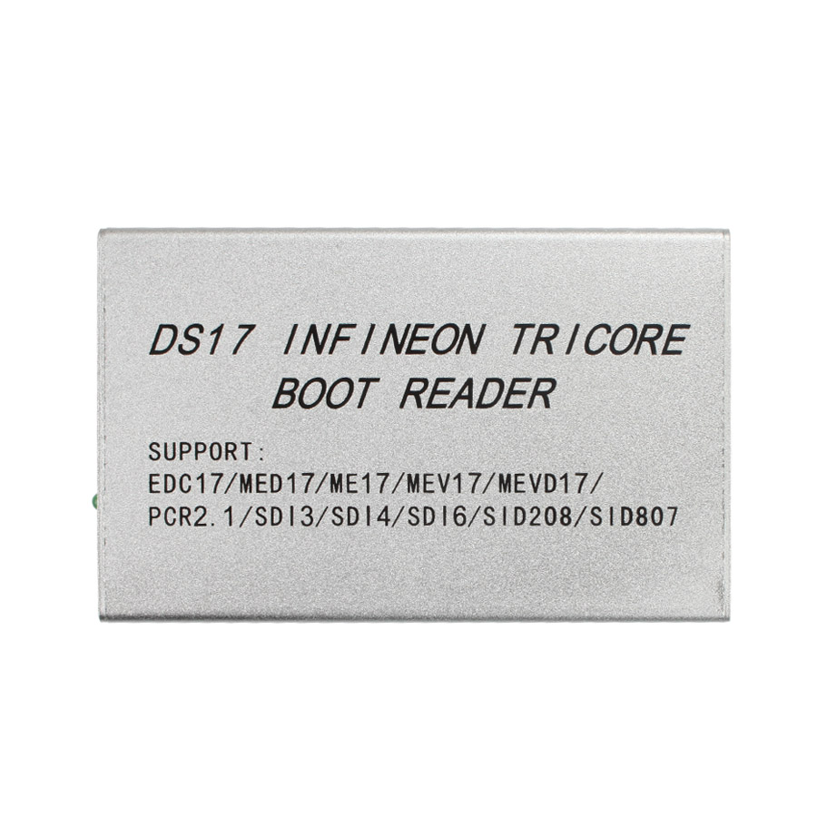 DS17 Infineon Tricore Boot Reader Interface Front