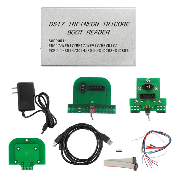Infineon Tricore Boot Reader DS17 Whole Package