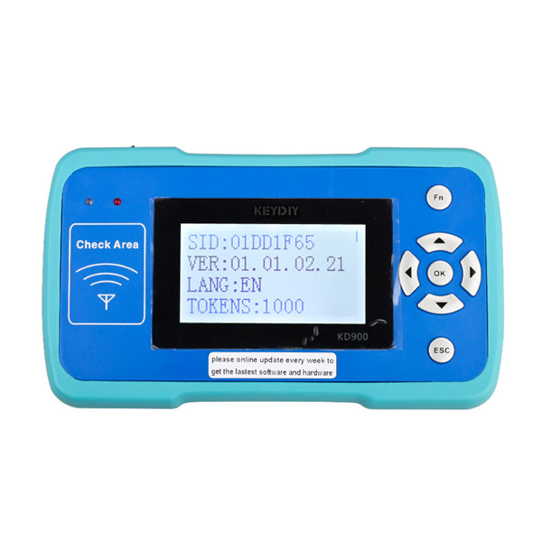 KD900 Remote Maker Interface