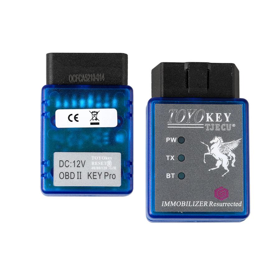 TOYO KEY Tool Interface