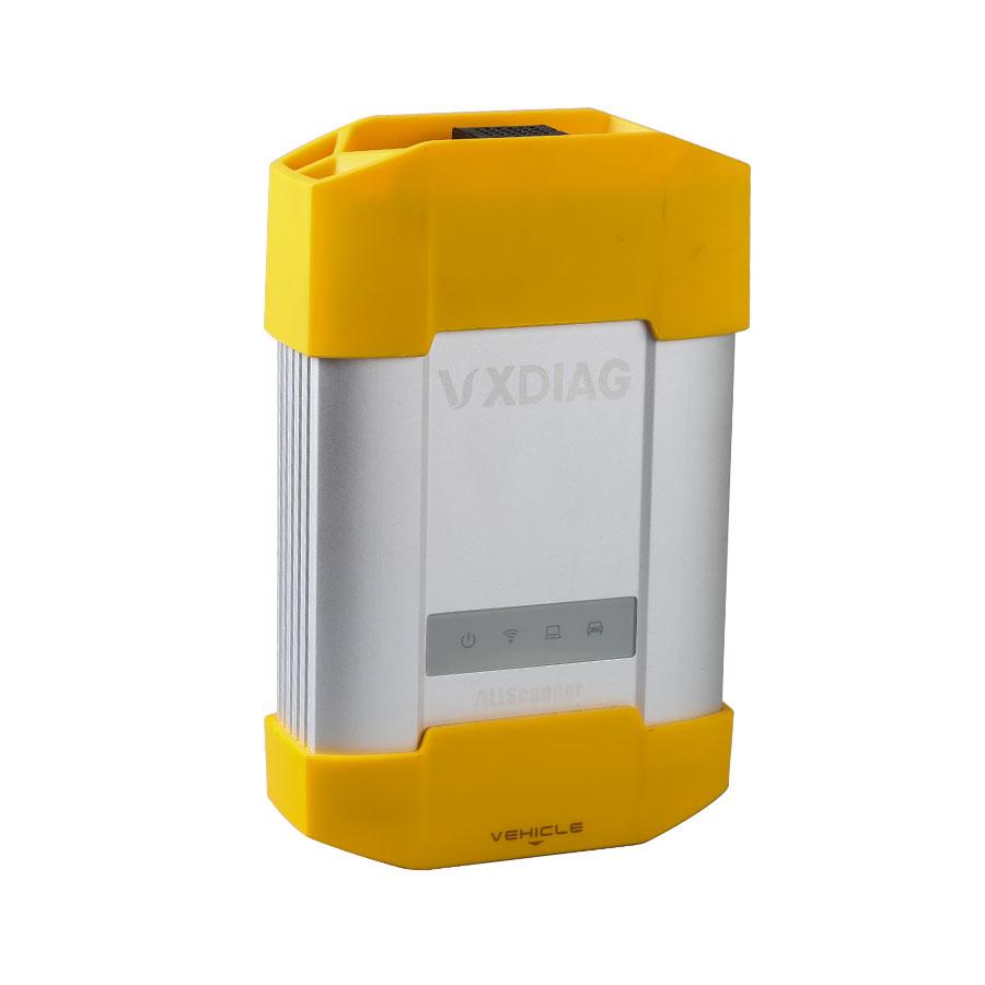 Allscanner VXDIAG VCX HD Interface
