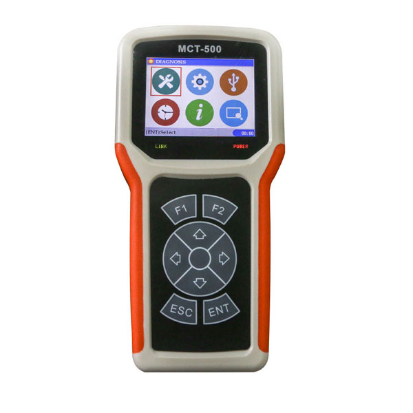 MCT-500 Universal Motorcycle Scanner Front