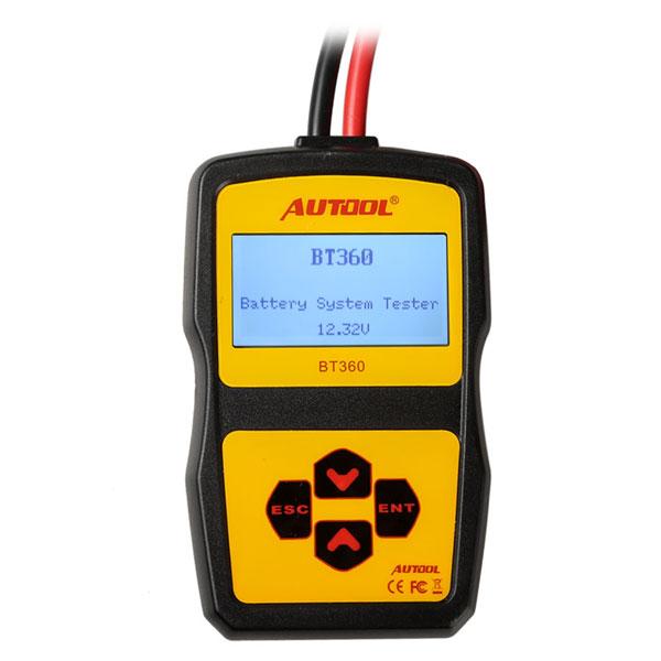 AUTOOL BT-360 Battery Analyzer