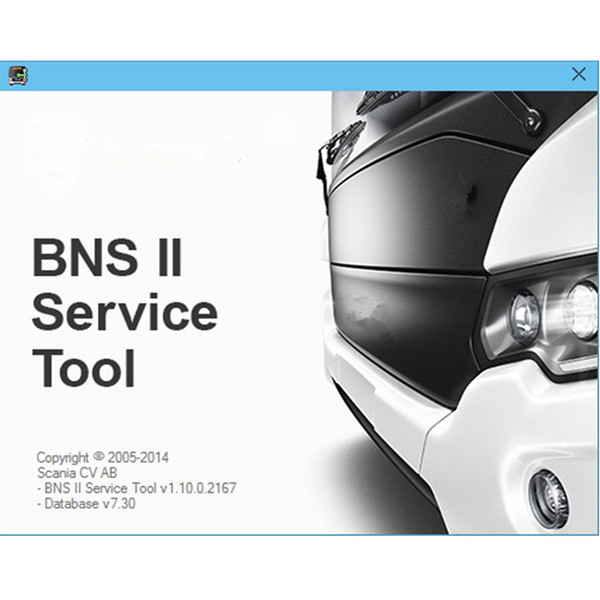 Scania BNS II program