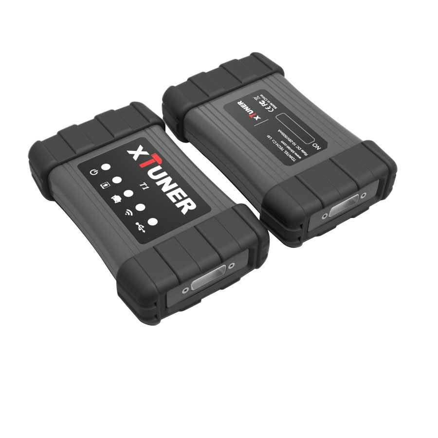 XTUNER T1 Heavy Duty Trucks Interface