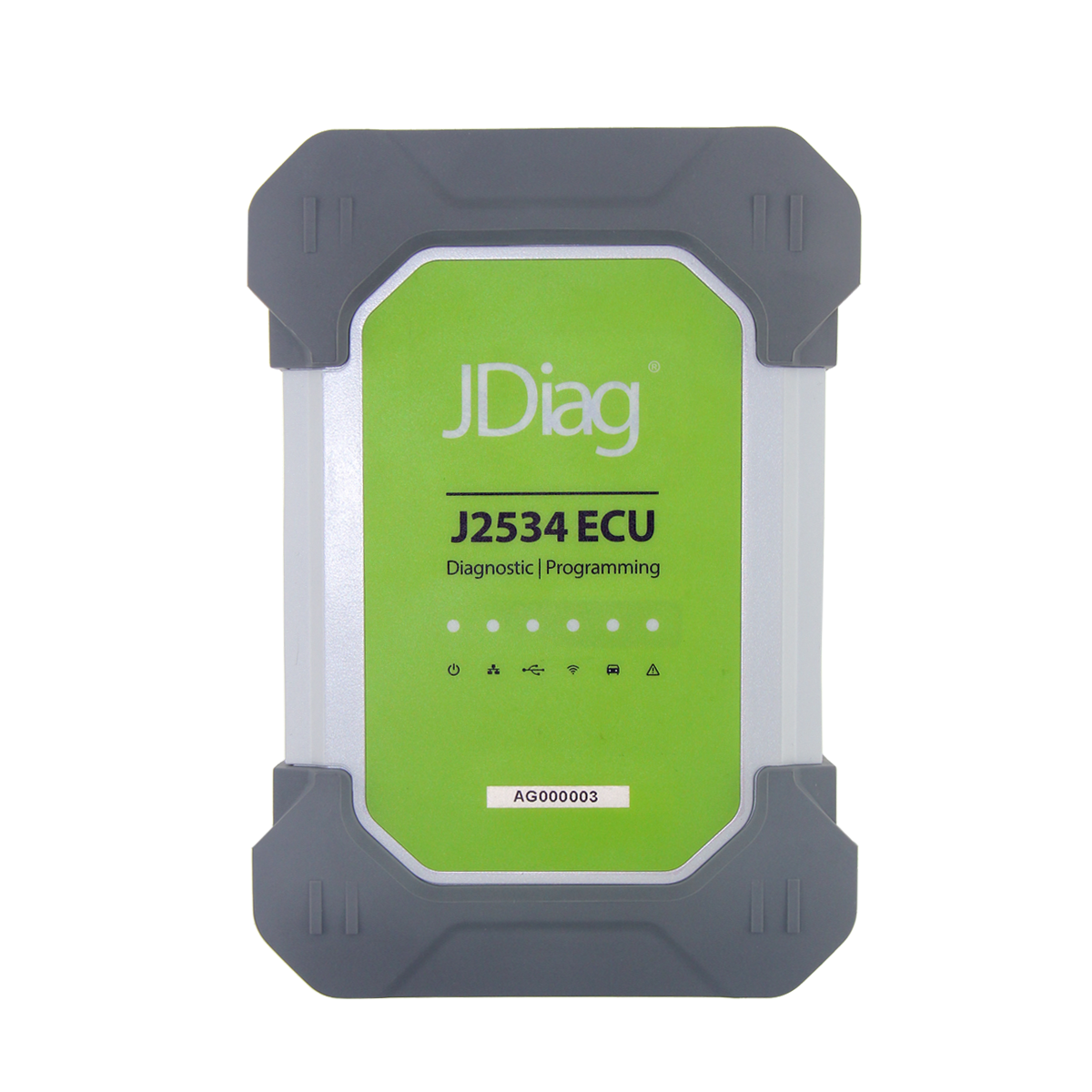 JDiag Elite II Pro Interface Front