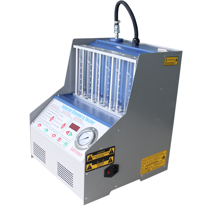 JDiag Injector Cleaning Tester by Ultrasonic and Microcomputer