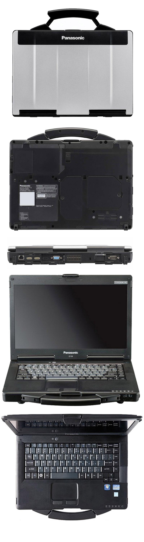 Panasonic CF53 Laptop