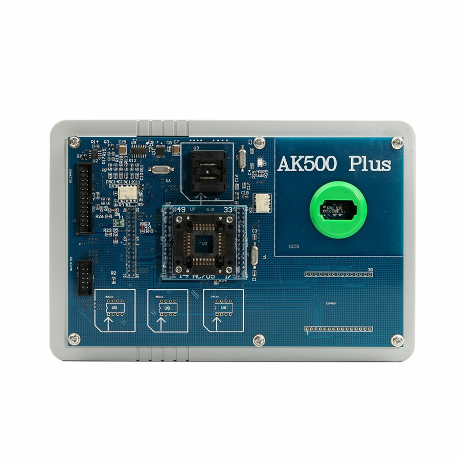 AK500 Plus Key Programmer Interface