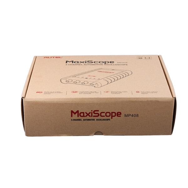 MaxiScope MP408 Box