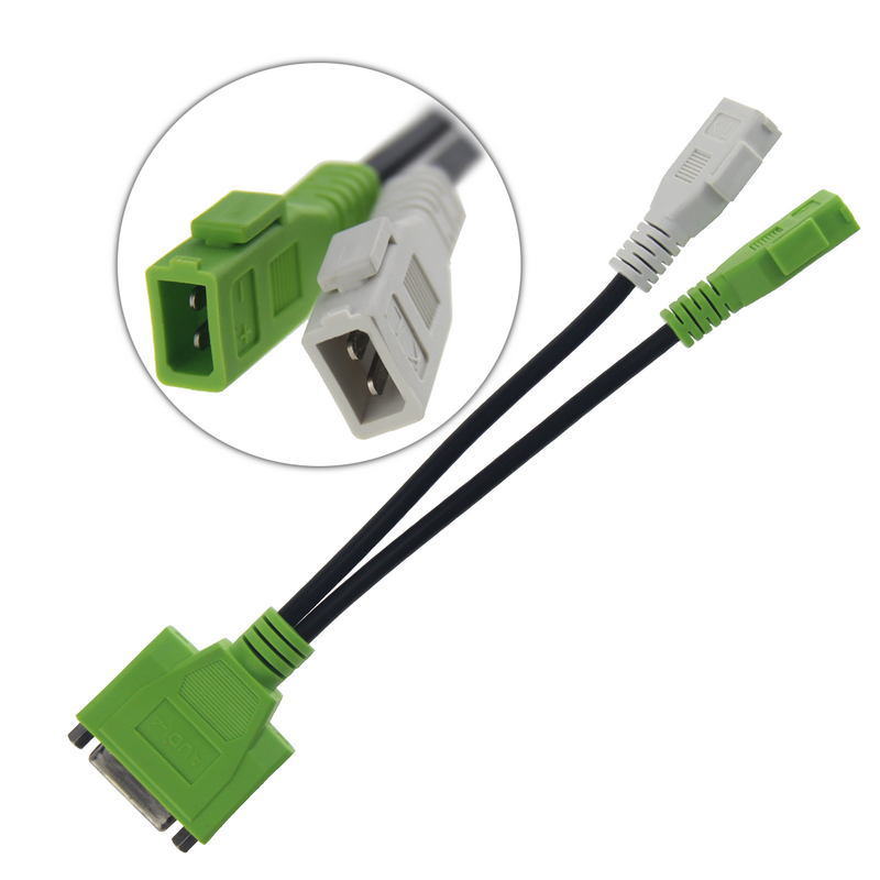 JDiag Audi 2x2 Cable