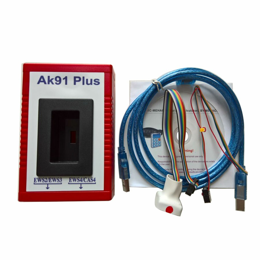 BMW AK91 Plus Key Programmer
