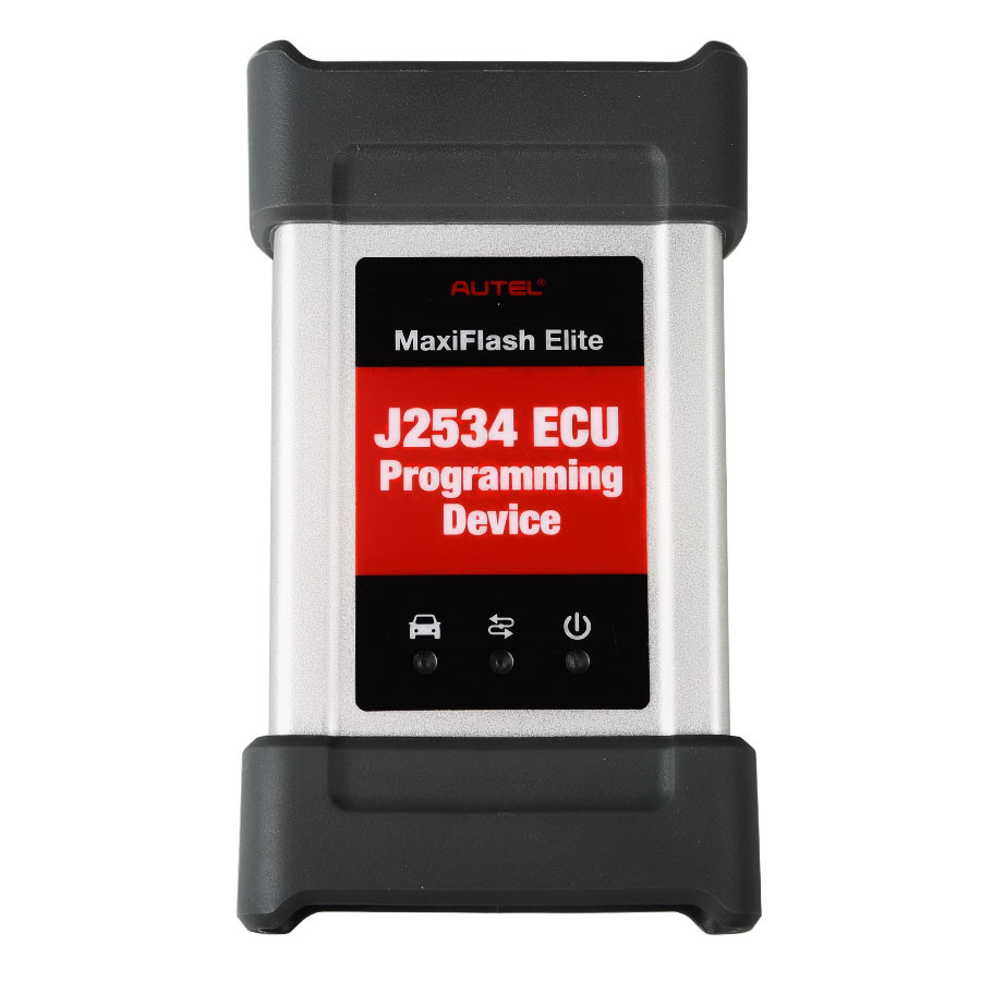 Autel MaxiFlash Elite Interface Front