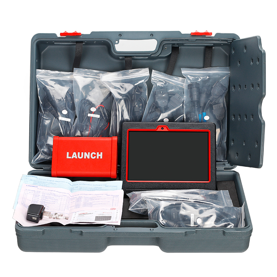 Launch X431 V Plus HD Module Heavy Duty Truck Diagnostic Tool 2in1