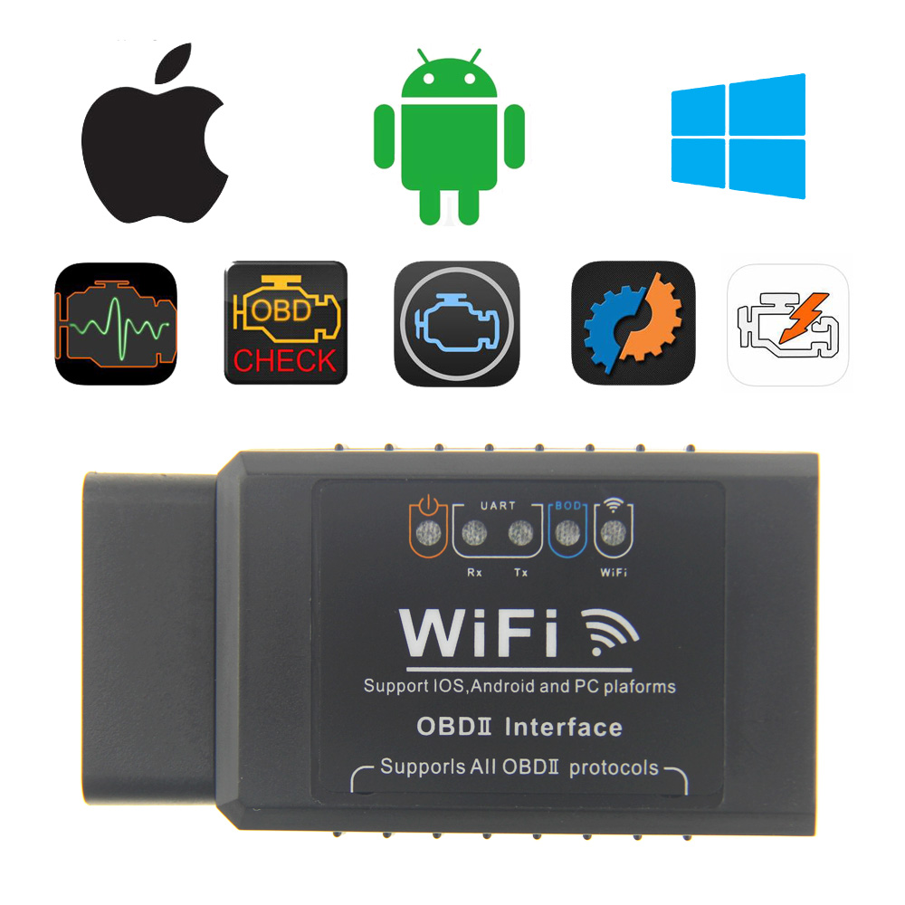 ELM 327 Wifi Working System